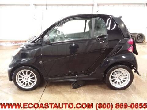 2013 Smart fortwo for sale at East Coast Auto Source Inc. in Bedford VA