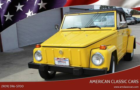 1974 Volkswagen Thing for sale at American Classic Cars in La Verne CA