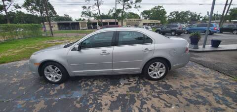 2009 Ford Fusion for sale at Bill Bailey's Affordable Auto Sales in Lake Charles LA