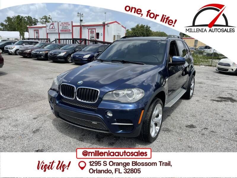 2013 BMW X5 for sale at Millenia Auto Sales in Orlando FL