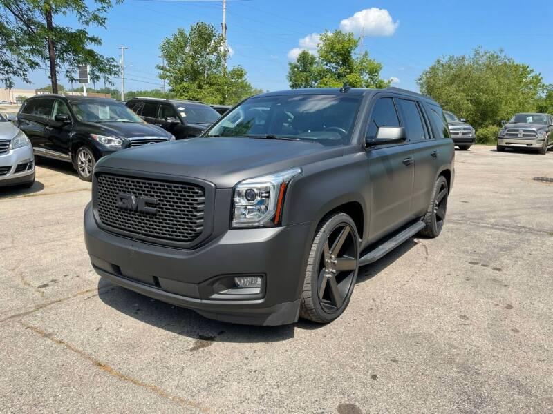 2015 GMC Yukon for sale at Dean's Auto Sales in Flint MI