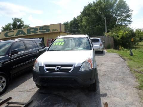 2004 Honda CR-V for sale at Credit Cars of NWA in Bentonville AR