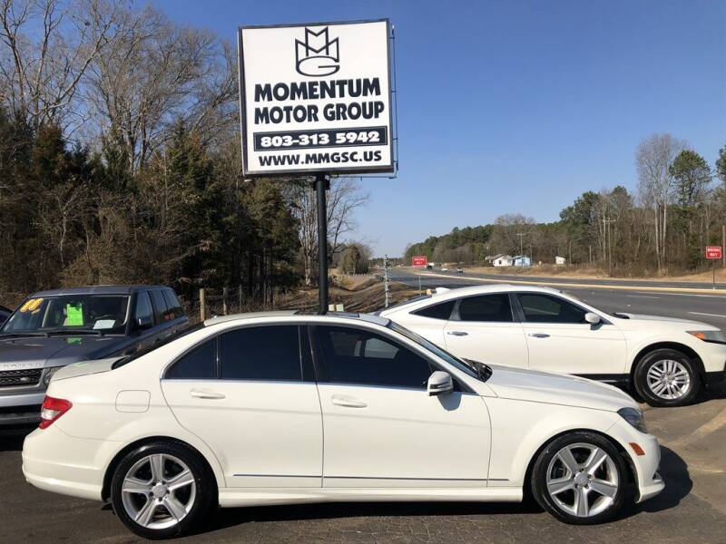 2011 Mercedes-Benz C-Class for sale at Momentum Motor Group in Lancaster SC