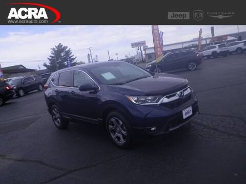 2019 Honda CR-V for sale at BuyRight Auto in Greensburg IN