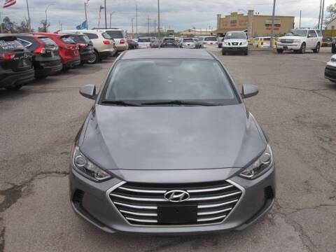 2018 Hyundai Elantra for sale at T & D Motor Company in Bethany OK