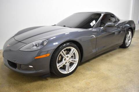 2009 Chevrolet Corvette for sale at Thoroughbred Motors in Wellington FL