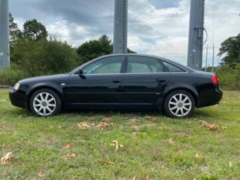 2004 Audi A6 for sale at Vertucci Automotive Inc in Wallingford CT