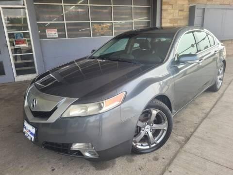 2010 Acura TL for sale at Car Planet Inc. in Milwaukee WI