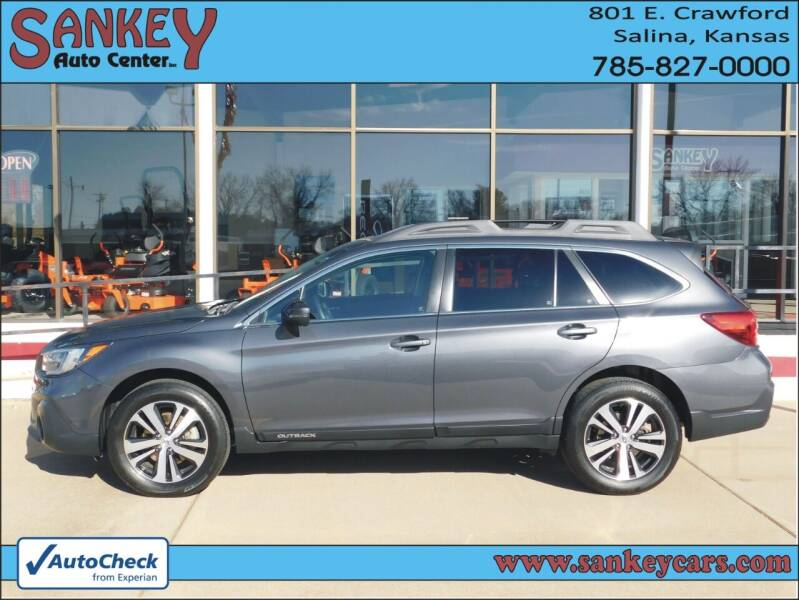 2019 Subaru Outback for sale at Sankey Auto Center, Inc in Salina KS