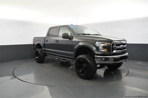 2017 Ford F-150 for sale at Tim Short Auto Mall in Corbin KY