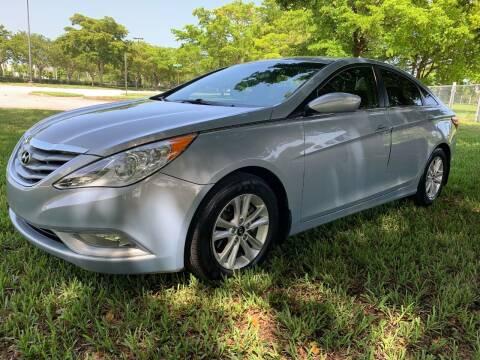 2013 Hyundai Sonata for sale at Top Trucks Motors in Pompano Beach FL