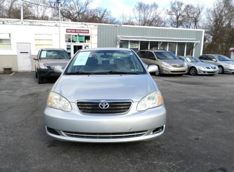 2008 Toyota Corolla for sale at XXX Kar Mart in York PA