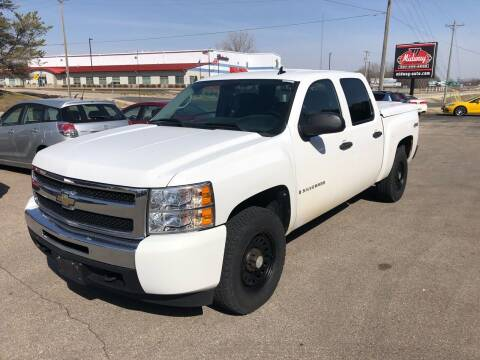 2009 Chevrolet Silverado 1500 for sale at Midway Auto Sales in Rochester MN