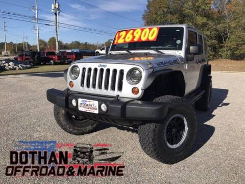 2012 Jeep Wrangler Unlimited for sale at Dothan OffRoad And Marine in Dothan AL