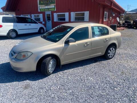 2009 Chevrolet Cobalt for sale at Bailey's Auto Sales in Cloverdale VA