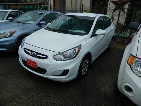2012 Hyundai Accent for sale at Craig's Classics in Fort Worth TX