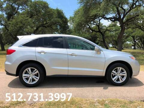 2014 Acura RDX for sale at Austin Elite Motors in Austin TX