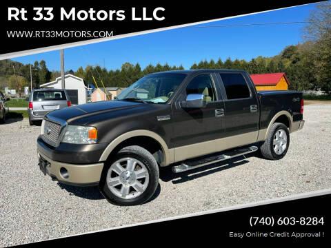 2008 Ford F-150 for sale at Rt 33 Motors LLC in Rockbridge OH