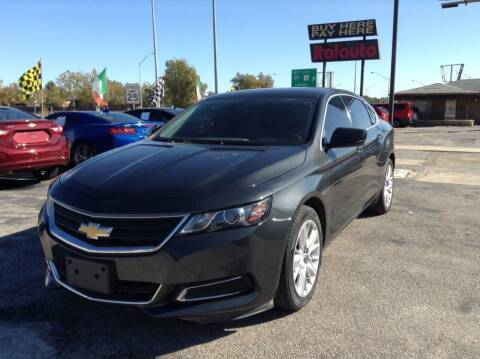 2015 Chevrolet Impala for sale at Ital Auto in Oklahoma City OK