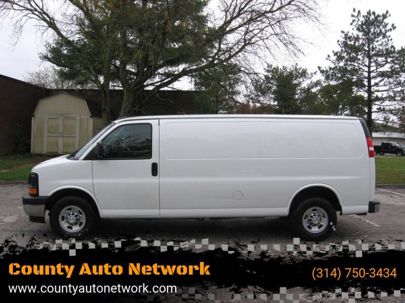 2017 Chevrolet Express Cargo for sale at County Auto Network in Ballwin MO