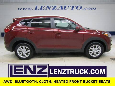 2020 Hyundai Tucson for sale at Lenz Auto - Coming Soon in Fond Du Lac WI