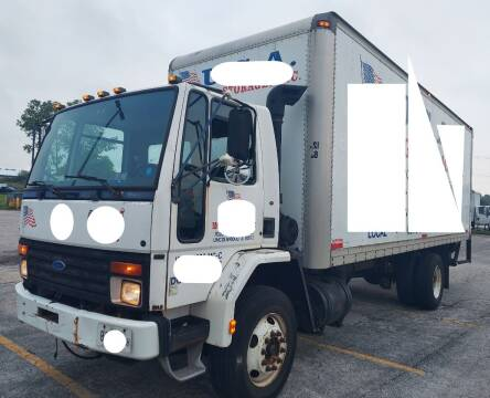 1995 Ford 26' Box Truck for sale at Nationwide Box Truck Sales / Nationwide Autos in New Lenox IL