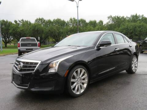 2014 Cadillac ATS for sale at Low Cost Cars North in Whitehall OH