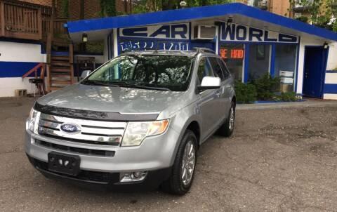 2007 Ford Edge for sale at Car World Inc in Arlington VA