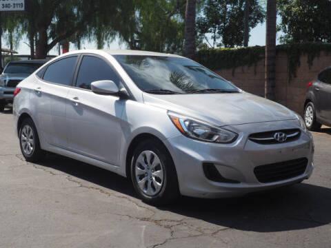 2017 Hyundai Accent for sale at Corona Auto Wholesale in Corona CA
