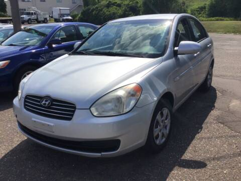 2007 Hyundai Accent for sale at Sparkle Auto Sales in Maplewood MN