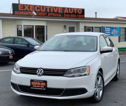 2013 Volkswagen Jetta for sale at Executive Auto in Winchester VA