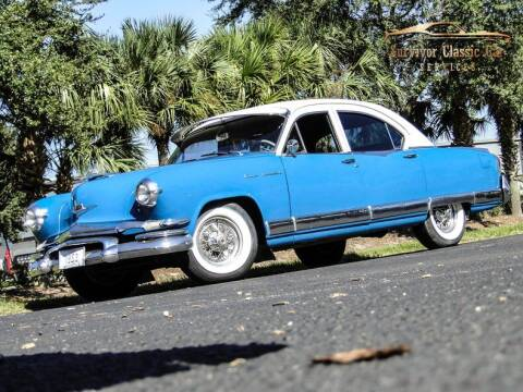 1953 Kaiser Manhattan for sale at SURVIVOR CLASSIC CAR SERVICES in Palmetto FL
