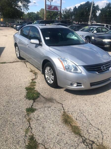 2010 Nissan Altima for sale at Z & A Auto Sales in Philadelphia PA