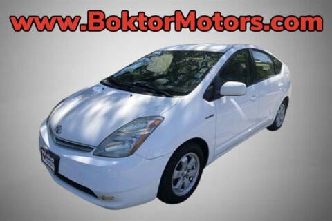2006 Toyota Prius for sale at Boktor Motors in North Hollywood CA