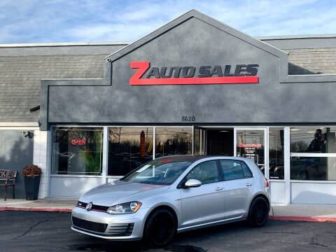 2016 Volkswagen Golf GTI for sale at Z Auto Sales in Boise ID