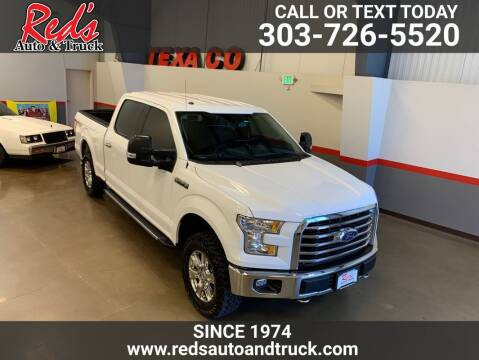 2015 Ford F-150 for sale at Red's Auto and Truck in Longmont CO