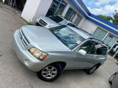 2006 Toyota Highlander for sale at Car Stone LLC in Berkeley IL