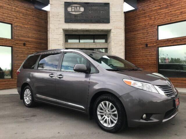 2017 Toyota Sienna for sale in Lehi, UT