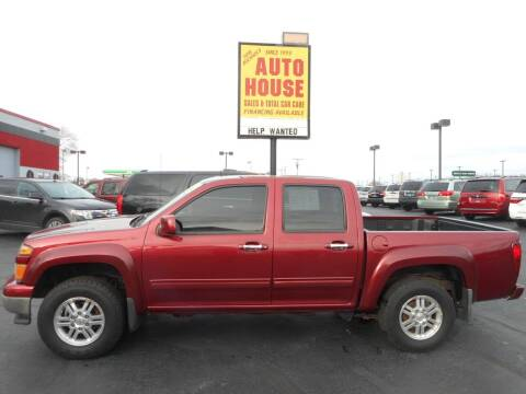 2010 Chevrolet Colorado for sale at AUTO HOUSE WAUKESHA in Waukesha WI