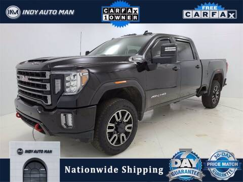 2020 GMC Sierra 2500HD for sale at INDY AUTO MAN in Indianapolis IN