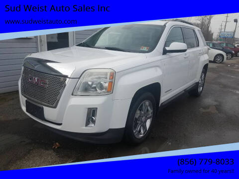 2013 GMC Terrain for sale at Sud Weist Auto Sales Inc in Maple Shade NJ
