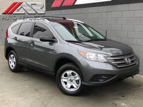 2014 Honda CR-V for sale at Auto Republic Fullerton in Fullerton CA