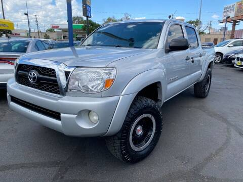 2011 Toyota Tacoma for sale at New Wave Auto Brokers & Sales in Denver CO
