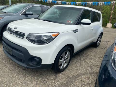 2018 Kia Soul for sale at Matt Jones Preowned Auto in Wheeling WV
