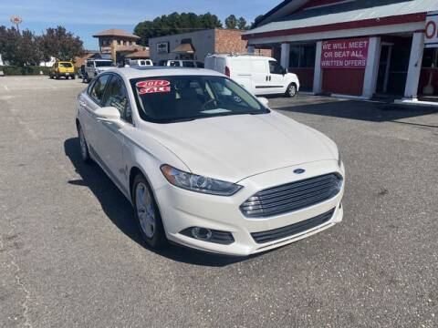 2014 Ford Fusion for sale at Sell Your Car Today in Fayetteville NC