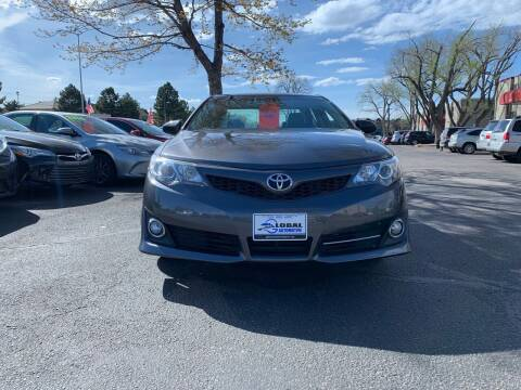 2014 Toyota Camry for sale at Global Automotive Imports of Denver in Denver CO