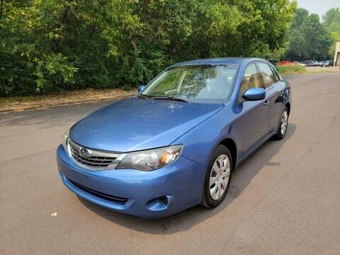 2009 Subaru Impreza for sale at Fleet Automotive LLC in Maplewood MN