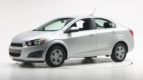 2015 Chevrolet Sonic for sale at S.S. Motors LLC in Dallas GA