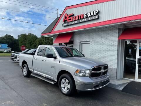 2017 RAM Ram Pickup 1500 for sale at AG AUTOGROUP in Vineland NJ
