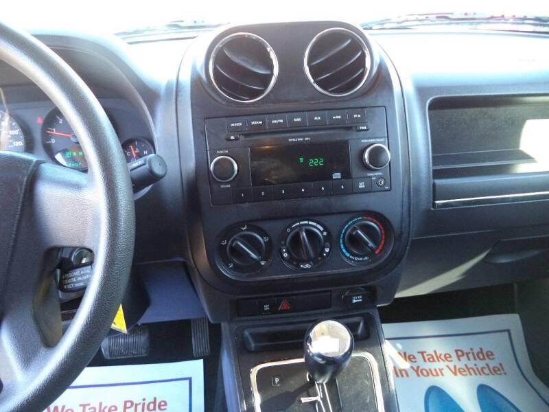 2009 Jeep Patriot Sport 4dr SUV - Sioux City IA